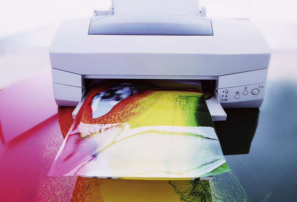 Где распечатать картинки на цветном принтере, старых открыток